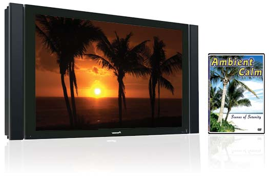 Ambient Calm is the ultimate relaxation DVD.