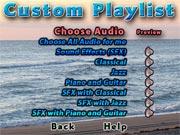 Choose your audio