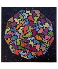 Baffler Puzzle - Nonagon