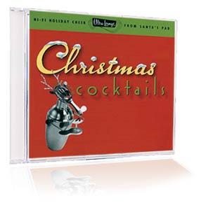 Christmas Cocktails CD