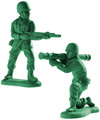 Army Men Erasers Set