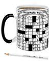 Crossword Puzzle Mug