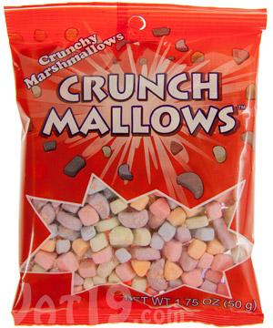 Crunchmallows Cereal Marshmallows