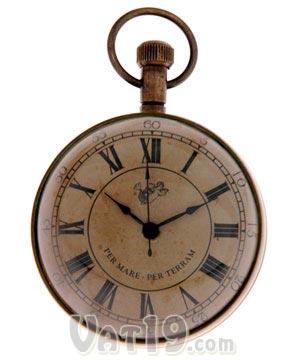 Eye of Time Clock