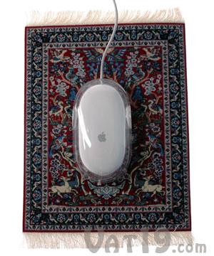 Computer MouseRug