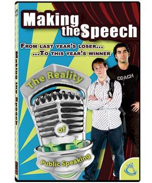 Making the Speech DVD