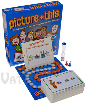 Picture+This Board Game