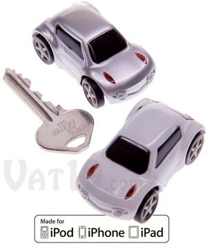 ZenWheels R/C Microcar for iPhone
