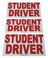 Magnetic Student Driver Signs