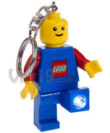 Blue LEGO KeyLight Keychain