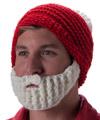 Santa Beardo Beard Hat