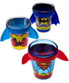 Superhero Caped Shot Glasses