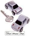 iPhone R/C Microcar