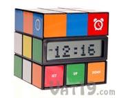Cube Clock Alarm Mode