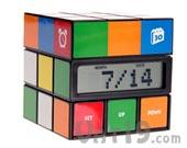 Cube Clock Calendar Mode