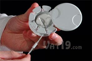 EarPod earphone case holder step 1