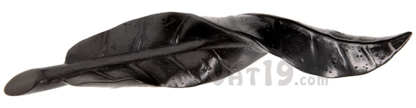 Graphite Object Leaf