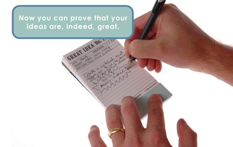 Great Ideas Pocket Notebook