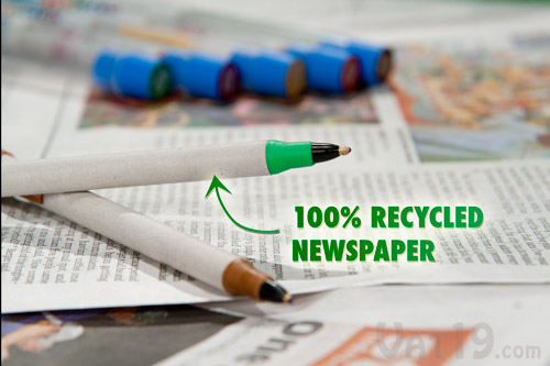 All Smens are wrapped in layers of recycled newspaper that have been dipped in fragrance.