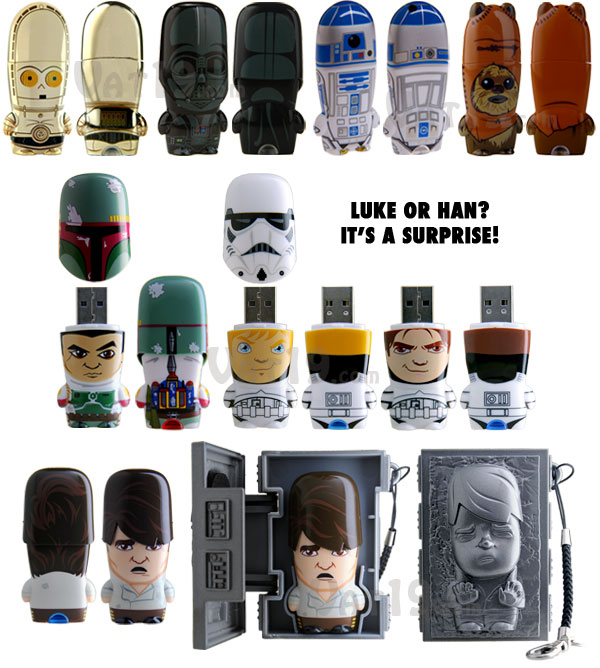 Star wars thumb drive