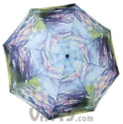 The micro mini Monet umbrella is perfect for anyone on the go. It is only 12
