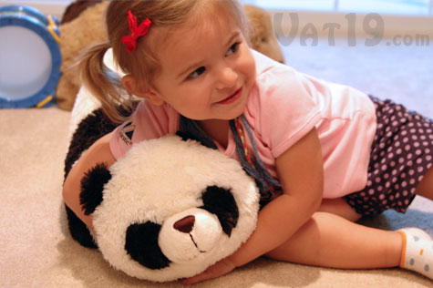 Children will love playing with My Pillow Pets