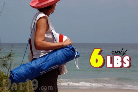 Portabrella Portable Beach Umbrella Jpg