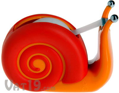 AnimalHouse Snail Tape Dispenser by Boston Warehouse