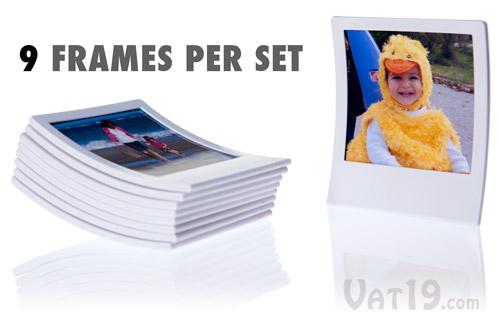Each set of Snap Frames includes 9 frames.
