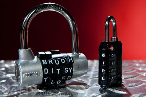 WordLock Word Combination Locks