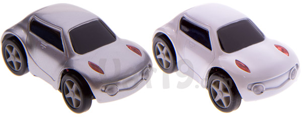 The ZenWheels iPhone Microcar is currently available in several colors.